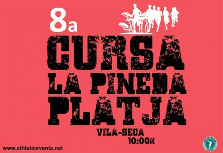 8a Cursa SOLIDARIA AQUUM SPA LA PINEDA PLATJA - Memorial Pep Barriach